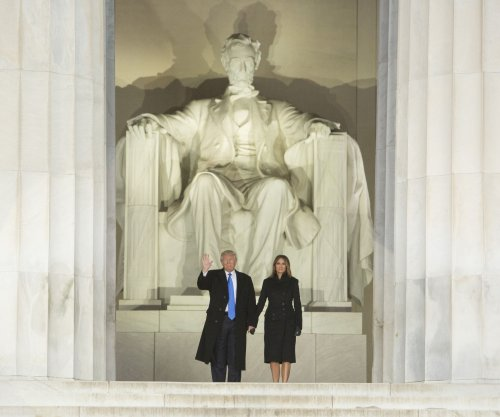 Live: Trump to speak at Lincoln Memorial during inauguration kickoff
