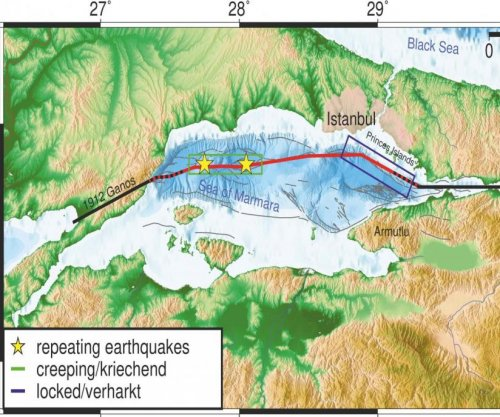 Where will the next major earthquake to strike Istanbul originate?