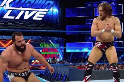 WWE Smackdown: Bryan, Styles team up, Big Cass returns