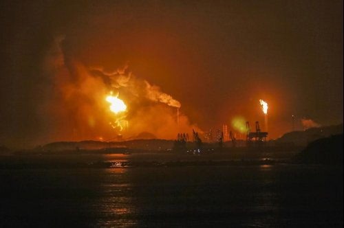 Chemical plant explosion in China: 19 dead