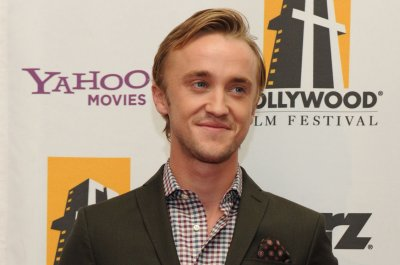 'Harry Potter': Tom Felton takes portrait of Emma Watson
