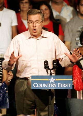 Jeb Bush said mulling U.S. Senate run