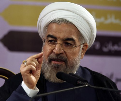 Iran's Rouhani expresses optimism about 'tough' nuclear talks
