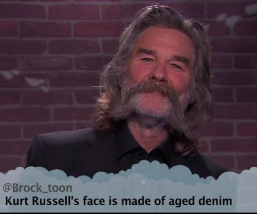 Kurt Russell, Sarah Paulson, Julia Louis-Dreyfus read mean tweets