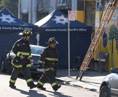 Unsafe building stalls investigation of Oakland, Calif., warehouse fire