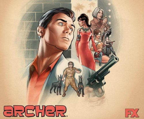 'Archer' moving to FXX starting with Season 8
