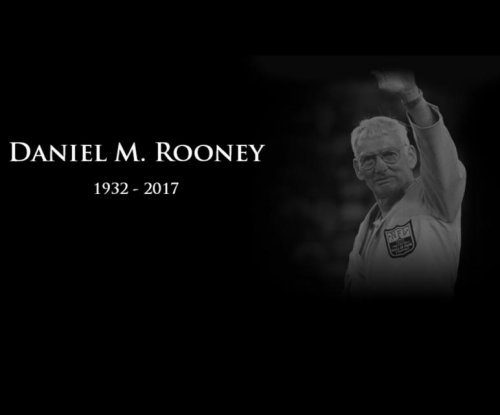 Pittsburgh Steelers legend Dan Rooney dies at 84