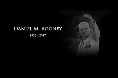 Pittsburgh Steelers legend Dan Rooney dies at 84