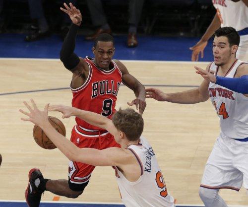 Chicago Bulls waive Rajon Rondo after one season
