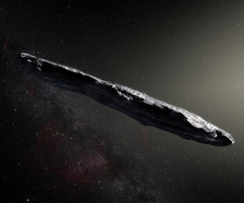New observations of first-known interstellar asteroid reveals spaceship-like rock