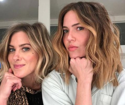 Mandy Moore debuts blonde hair after 'This is Us' wrap