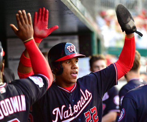 Nationals to conclude series vs. Yankees