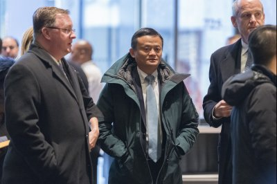 Alibaba founder: Trade war killed plan of 1M new U.S. jobs