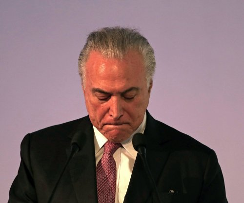 Ex-Brazilian President Michel Temer arrested in corruption probe