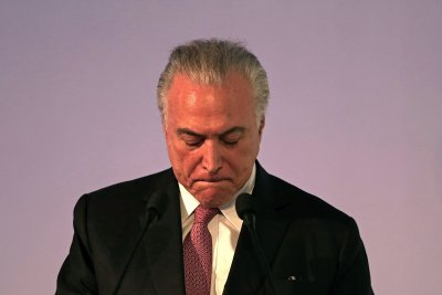 Ex-Brazilian President Michel Temer arrested in corruption probe
