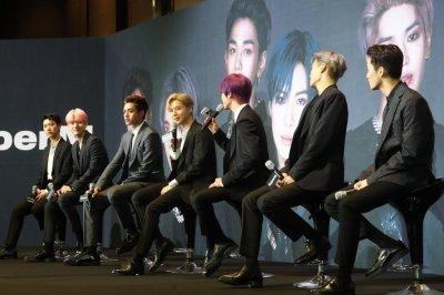 K-pop 'Avengers' SuperM on ambitious journey to break U.S. music scene
