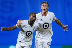 Minnesota United shocks Sporting KC in stoppage time soccer thriller