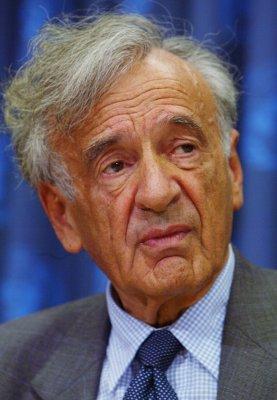 Elie Wiesel: Denial reason for attack