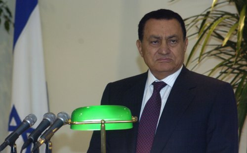 Mubarak to remain under house arrrest