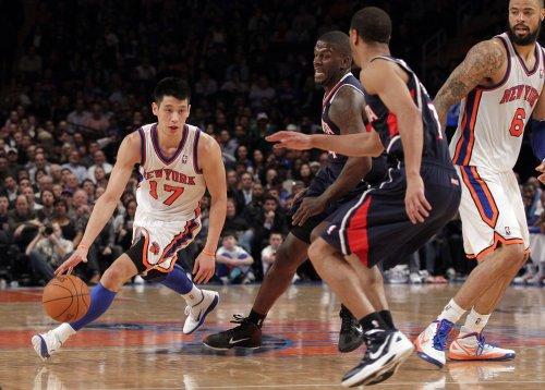 NBA: New York 99, Atlanta 82