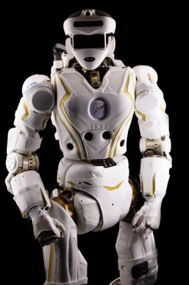 NASA's 6-foot Valkyrie humanoid robot ready for DARPA Challenge