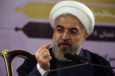 Iranian president to critics of nuclear deal: Go 'to hell'