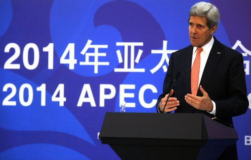 Iran nuclear talks, Islamic State fight not linked, Kerry says