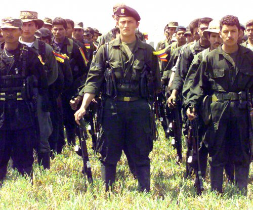 FARC leader Ramón Ruiz killed in Colombian Air Force bombing