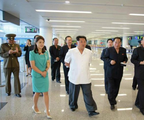 Kim Jong Un marvels at new Pyongyang airport terminal
