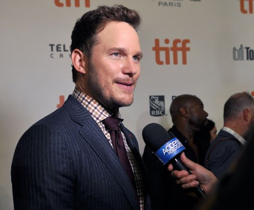 Chris Pratt: Son Jack had a blast on 'The Magnificent Seven' set