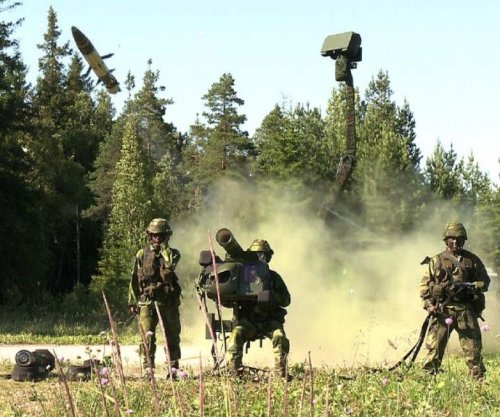 Saab gets order for man-portable air defense missile system