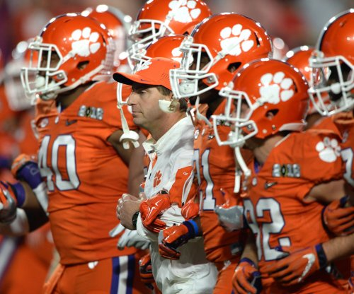"Clemson focused on ""moving on"""