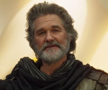Kurt Russell appears in new 'Guardians of the Galaxy Vol. 2' trailer