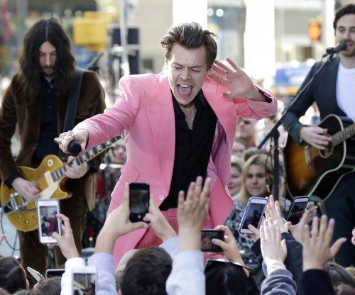 Harry Styles adds 56 new tour dates through 2018