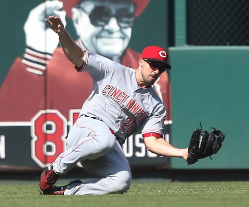 Resurgent Reds take on first-place Brewers