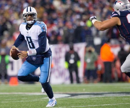 Tennessee Titans QB Marcus Mariota, receivers hold extra workout