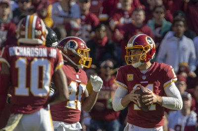 Washington Redskins throttle Tampa Bay Buccaneers