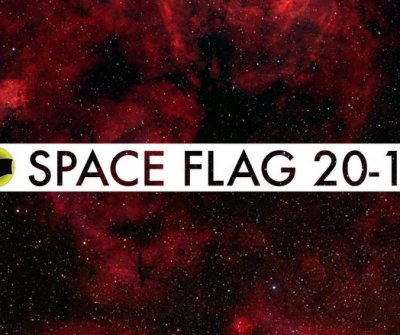 Eighth Space Flag exercise wrapped as Space Force signed into law