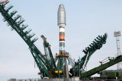OneWeb launches 34 satellites from Kazakhstan