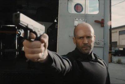 'Wrath of Man' trailer shows Jason Statham bear a grudge
