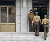 North Korea acted with restraint during guard post shooting, Seoul says