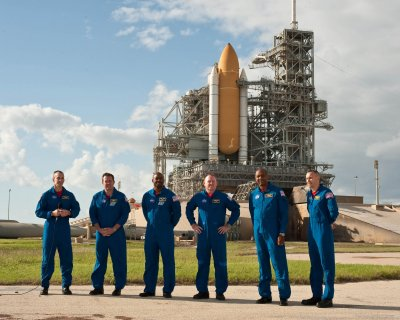 Astronauts to begin pre-launch quarantine