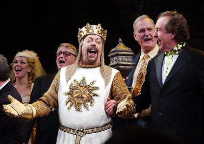 BAFTA set to honor Monty Python