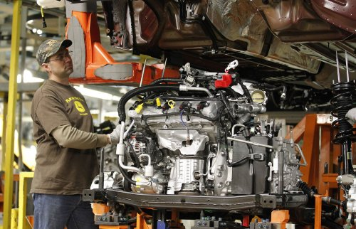 Auto Outlook: Ford hourly workers get profit-sharing, Honda exports