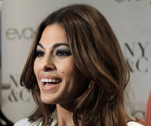 Eva Mendes discusses motherhood on 'Ellen'