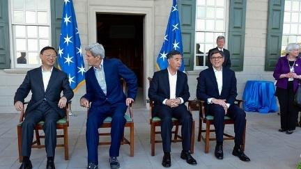 China-U.S. dialogue leads up to September summit