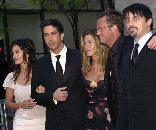 'Friends' co-stars not invited to Jennifer Aniston's wedding