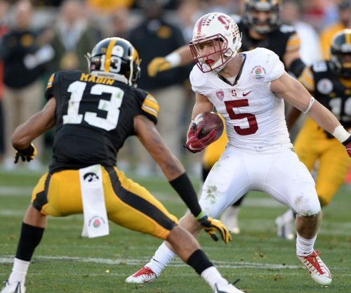 Chrisitan McCaffrey sets Rose Bowl records in Stanford rout