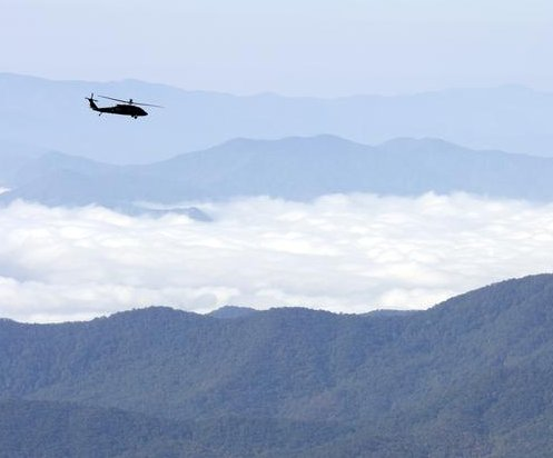 Helicopter crash in Tennessee's Smoky Mountains kills 5