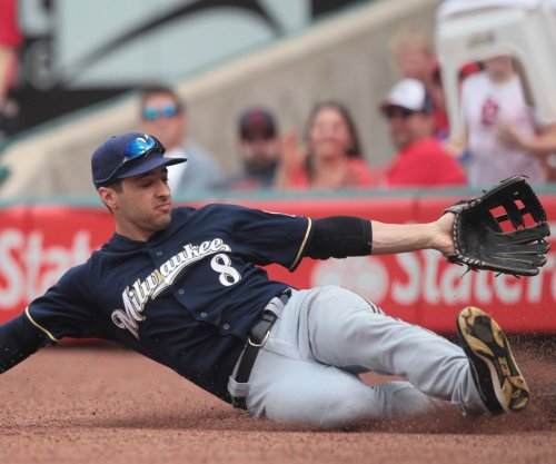 Ryan Braun powers Milwaukee Brewers past Pittsburgh Pirates